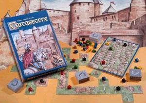 Carcassonne klein