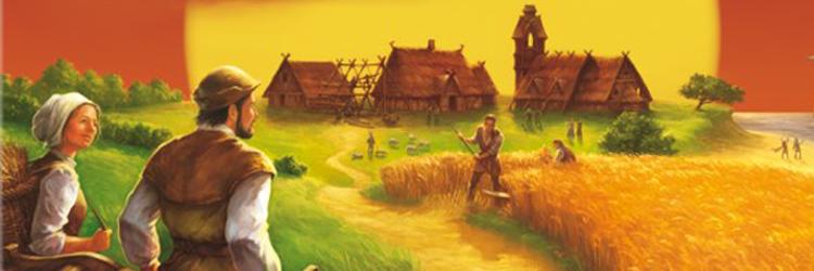 Die Siedler von Catan Banner